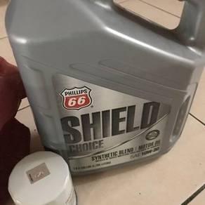 Oil engin Dan Filter