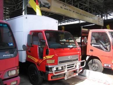 Daihatsu Delta V58 Kotak Box Bonded Hicom Inokom