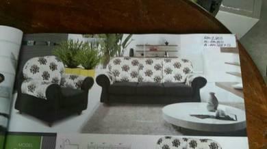 Sofa Fabric/Kain Budget Secara Ansuran.