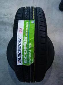 Bridgestone 185/60/14 Tayar Baru