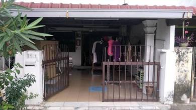 Lahat Single Storey Terrace House For Sale