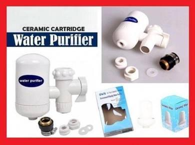 Penapis Air Kepala Paip Water Filter Purifier Mini