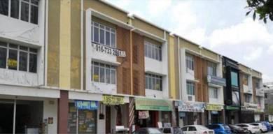 Tmn Sierra Perdana 3 Storey Shop Lot For Sale