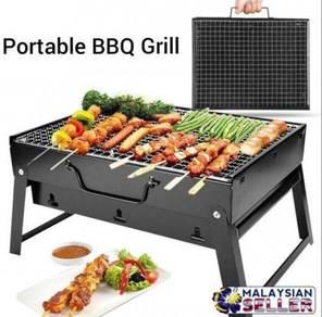 Portable Outdoor Mini BBQ Grill (6)