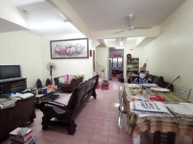 [Big Size]2 Storey Terrace Kampung Jawa Near Giant Klang