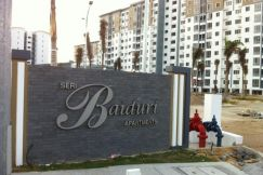 [Level 4 - Facing Pool] Seri Baiduri Apartment, Setia Alam