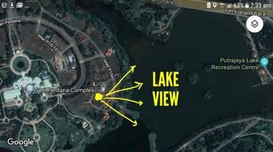 Bungalow lot Putrajaya Presint 10 Lake View