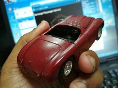 Ferrari car scale 1:34