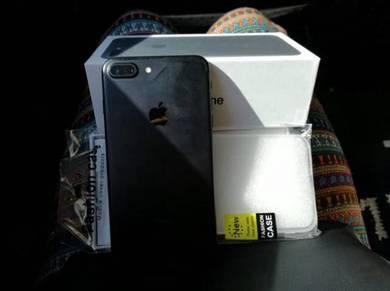 Iphone 7plus 32gb matteblack