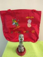 FX Singapore Merlion Bag & decoration