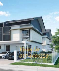 New Desa Park City in Rawang 4r3b Freehold Gated with Club House