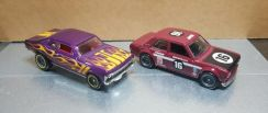 Hotwheels Lot Datsun & Nova TH