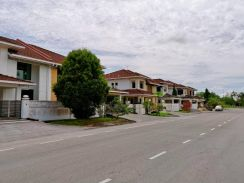 Tabuan jaya baru 2 - semi detached for sale