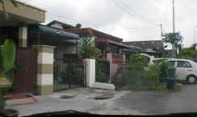 Single Sty Terrace House at Taman Bunga Raya Near Tar College