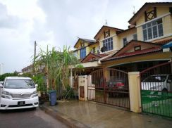 FULL LOAN 24hrs G&G Bukit indah Jalan Indah 20 Double Storey SALE Nusa