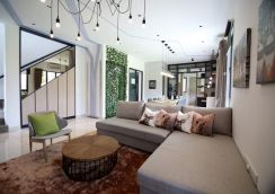 2.5 Storey Linked House for Sale at Sering Ukay Ulu Klang Ampang