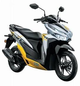 Aidilfitri Promo Honda Vario 150cc Deposit Rendah