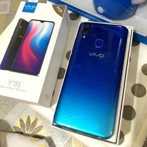 VIVO Y91 Ocean Blue 64GB