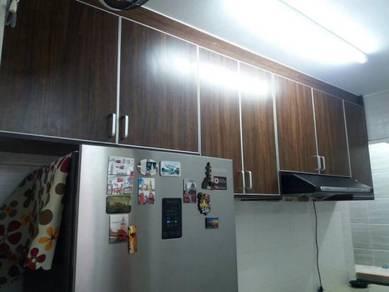 Kabinet dapur ricardo Bukit Jalil