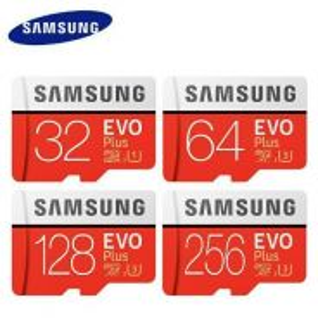 Original Samsung EVO + 64GB MicroSD Memory Card