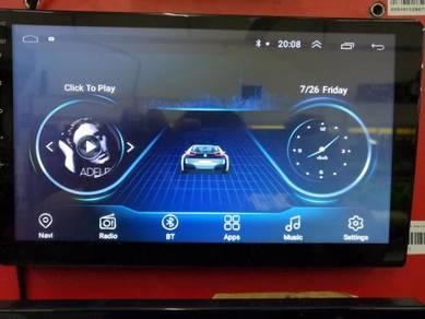 Big Screen alza myvi axia bezza Android Player