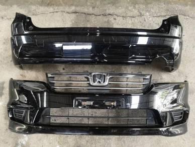 Honda Stream RN6 RN8 Front & Rear Bumper