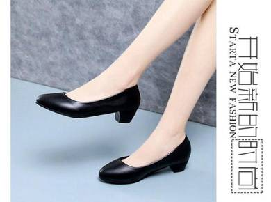 Fashionhomez 8091 Avori Casual Black Shoes
