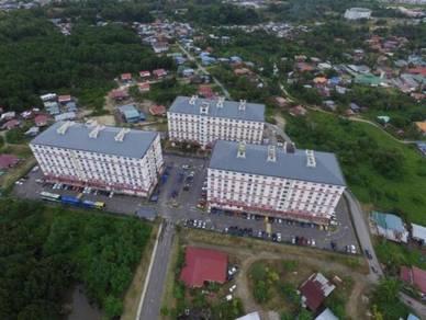 Angkasa Apartment Phase 2 Level 6 Unfurnished Unit