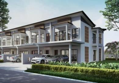 Teres 2 tingakat rumah baru dekat putrajaya, dengkil, sepang, jenderam