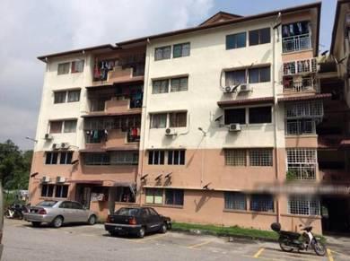Apartment Sri Anggerik 2, Level 3, Puchong
