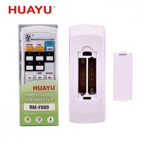 Huayu rm-f989 universal fan remote control