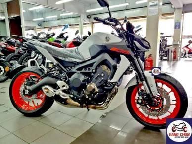 MT-09 mt09 MT09 Low D/P & Gift Voucher RM3,800