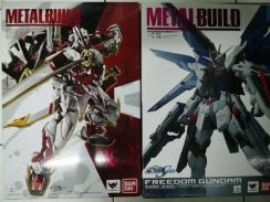 Bandai metal build gundam