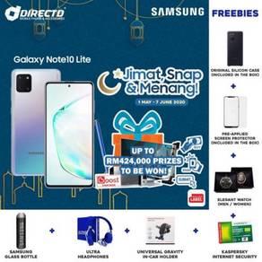 SAMSUNG GALAXY NOTE 10 lite (8GB RAM/4500 mAh)ORI