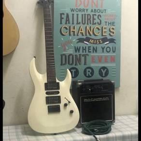 Guitar clevan