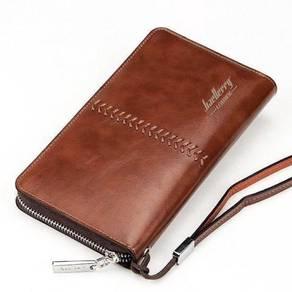 Baellery Genuine Leather Men's Wallet Clutch