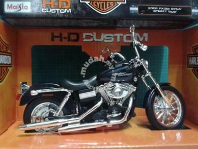HD Custom 2006 Dyana Street Bob