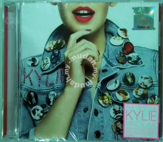 CD KYLIE MINOGUE The Best of