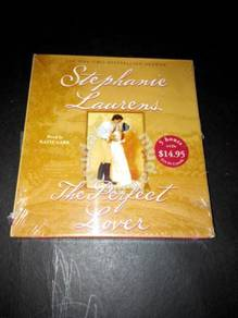 THE PERFECT LOVER - STEPHANIE LAURENS (Audiobook)