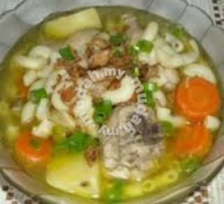 Makaroni sup