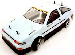 Power Drift & Touring 1:10 Rtr AE86 4wd UPGRADE