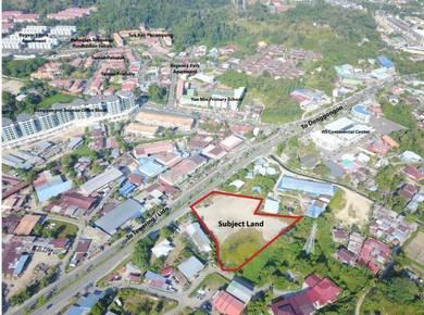 2.144 Acres Penampang Roadside Commercial Land
