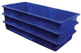 Tong fiberglass container