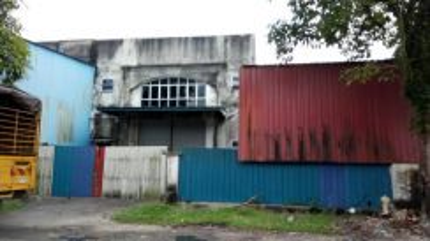 Taiping Taman Perusahaan Perkhidmatan Pengkalan Semi-D Factory