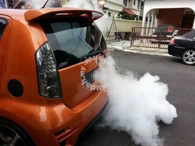 Tambah Pickup & Jimat Petrol