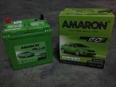 High quality car battery bateri kereta, amaron