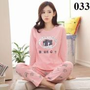 100% Authentic Cotton Ladies Pyjamas - 033