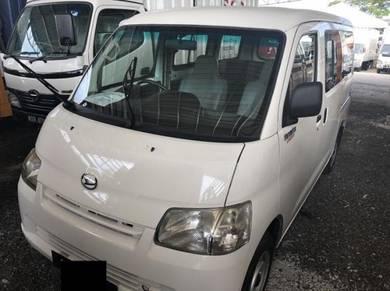Daihatsu Granmax Window Van 2013 1.5 Petrol