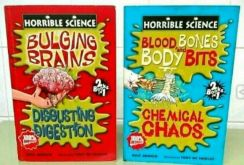 Horrible Science by Nick Arnold Double Issue
