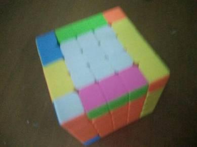 Rubiks Cube 5×5